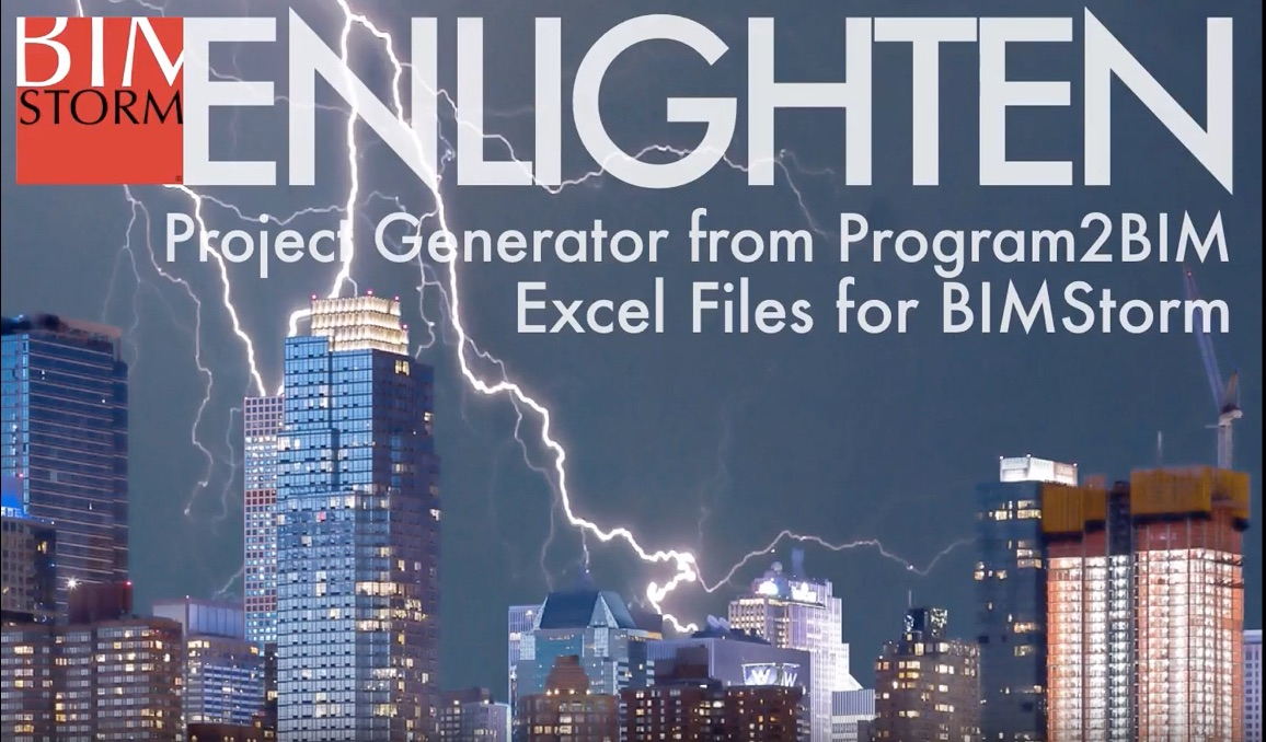 project-generator-from-Excel-to-BIM